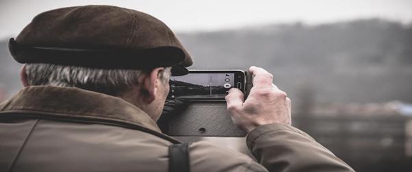 Digitalisierung Senioren