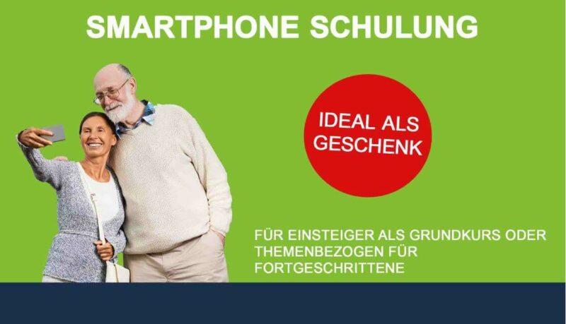Smartphone Schulung