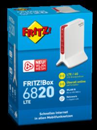 Verpackung Fritz Box LTE e1610903022120