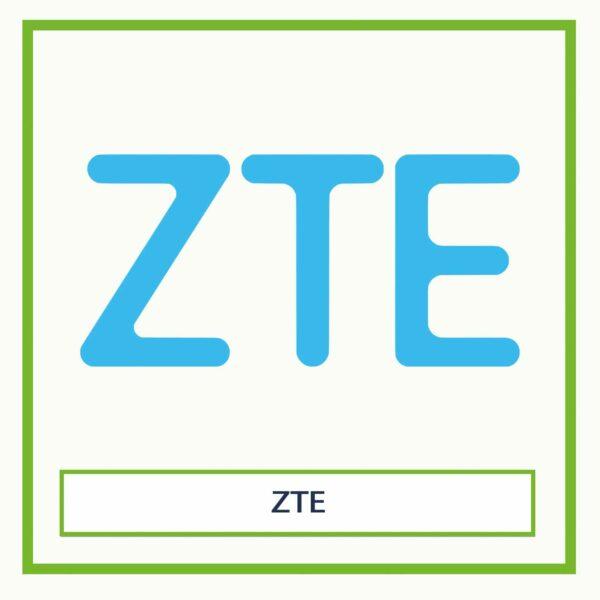 Bedienungsanleitung ZTE